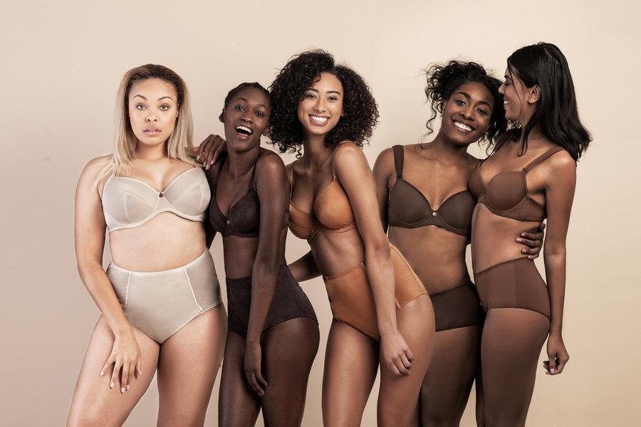 beingu lingerie - sadia sisay