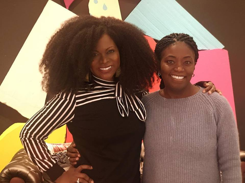 black woman entrepreneur