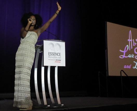 Motivational Speaker Abiola Abrams