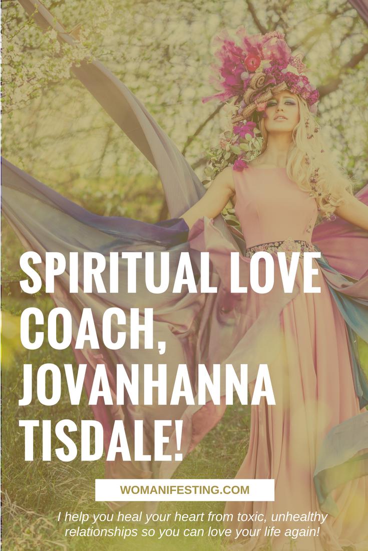 Spiritual Love Coach Jovanhanna Tisdale