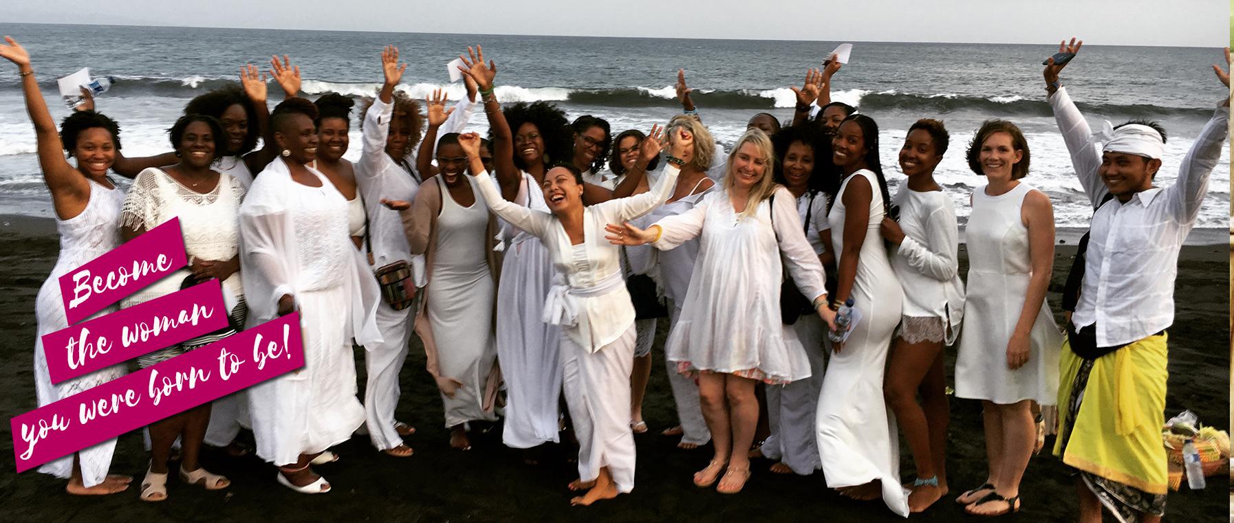 yoga healing retreat summer solstice -- bali abundance goddess pray love
