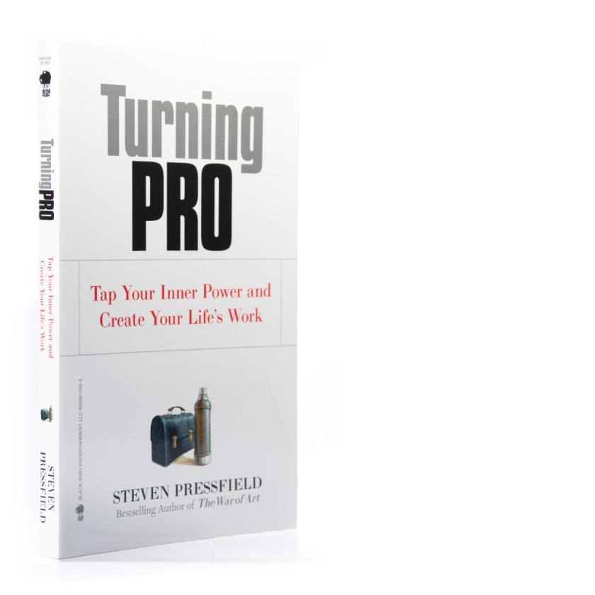 turning pro - stop resistance
