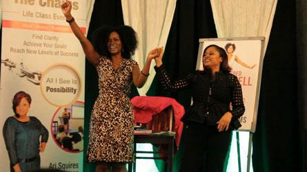 Corporate Speaker Abiola Abrams - Virginia Women Entrepreneurs