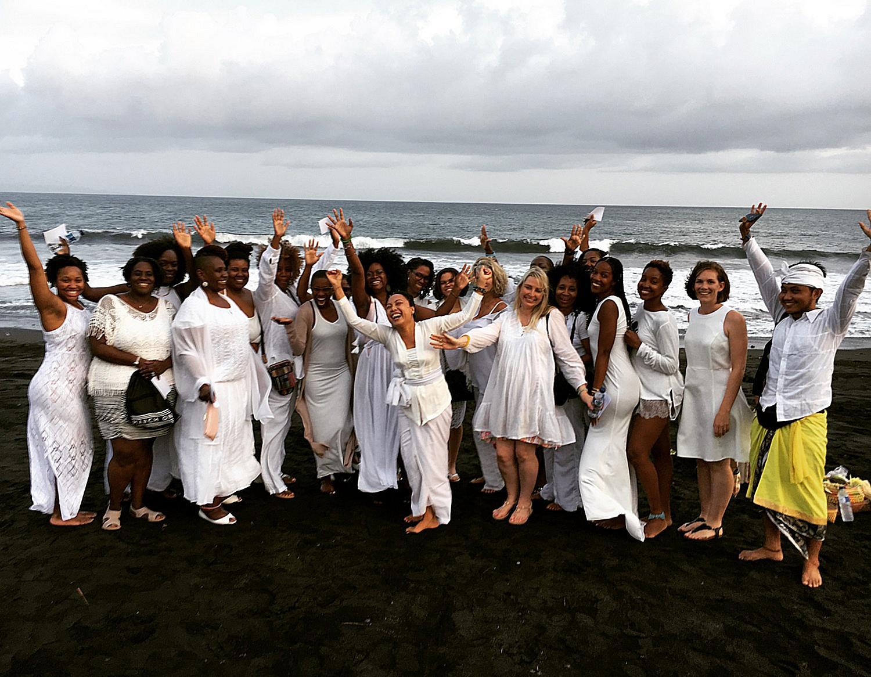 bali retreat for women - solar return
