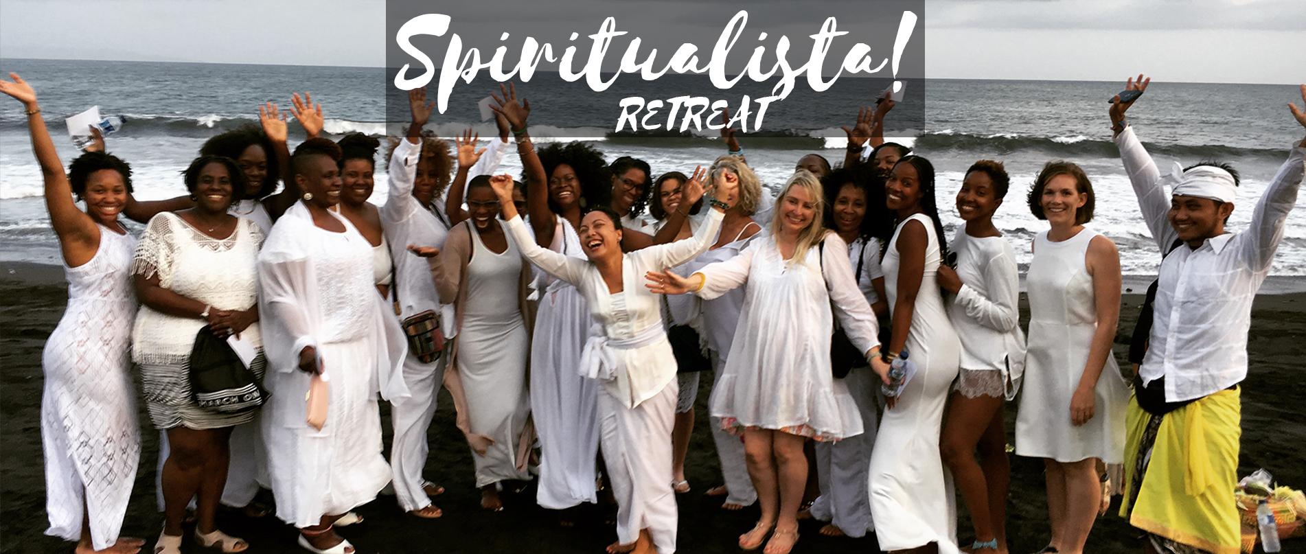 Goddess Pray Love Retreat
