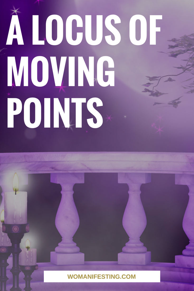 A Locus of Moving Points