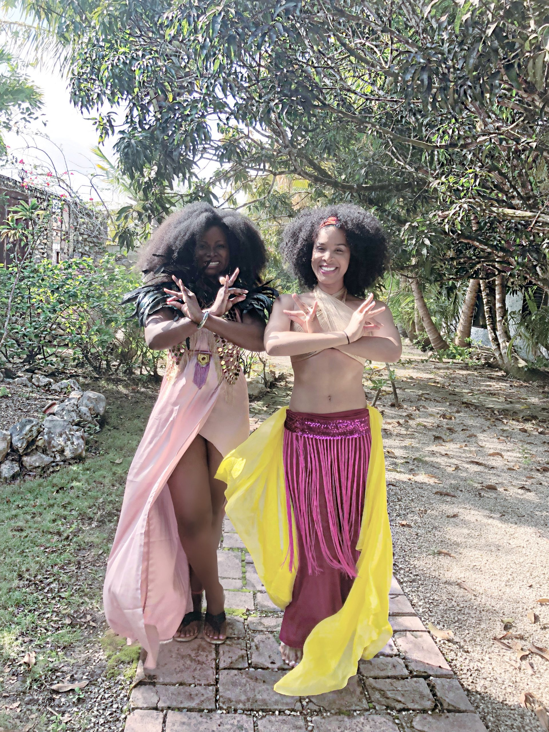 Goddess Retreat Belize Yoga Meditation Spiritpreneur