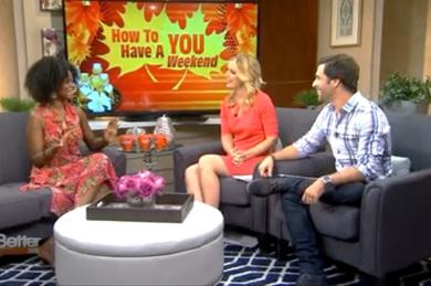 Personal Development , Self- Help, Abiola Abrams TV Talk Show Host