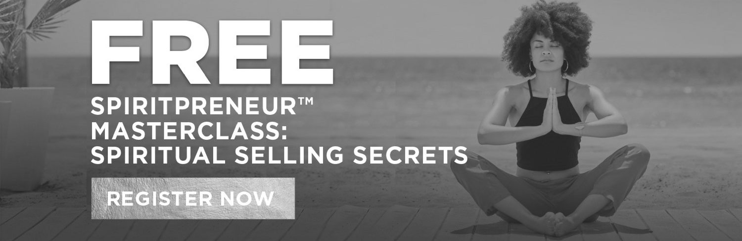 Free Spiritual Selling Masterclass - Make Money Life Coaching