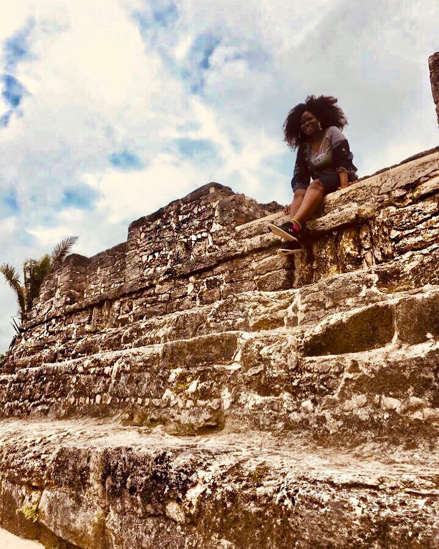 Altun Ha Ruins Belize Retreat - Goddess Pray Love