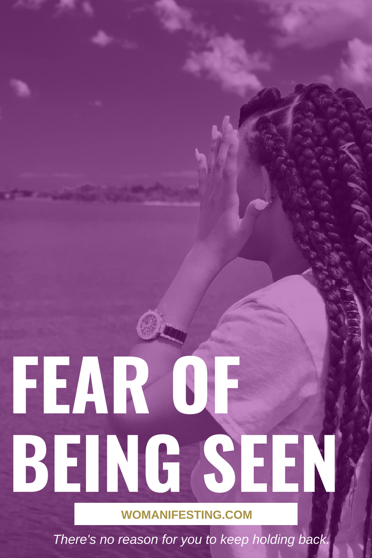 Fear of Being Seen - Spiritpreneur Roadblock Series