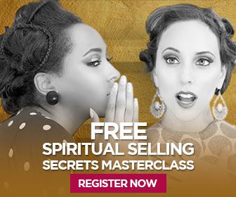 spiritual selling secrets free class