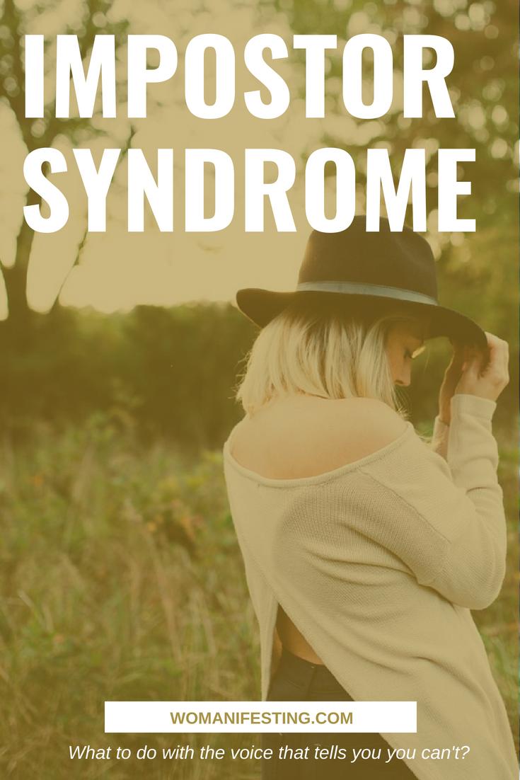 Impostor Syndrome - Spiritpreneur Roadblock Series