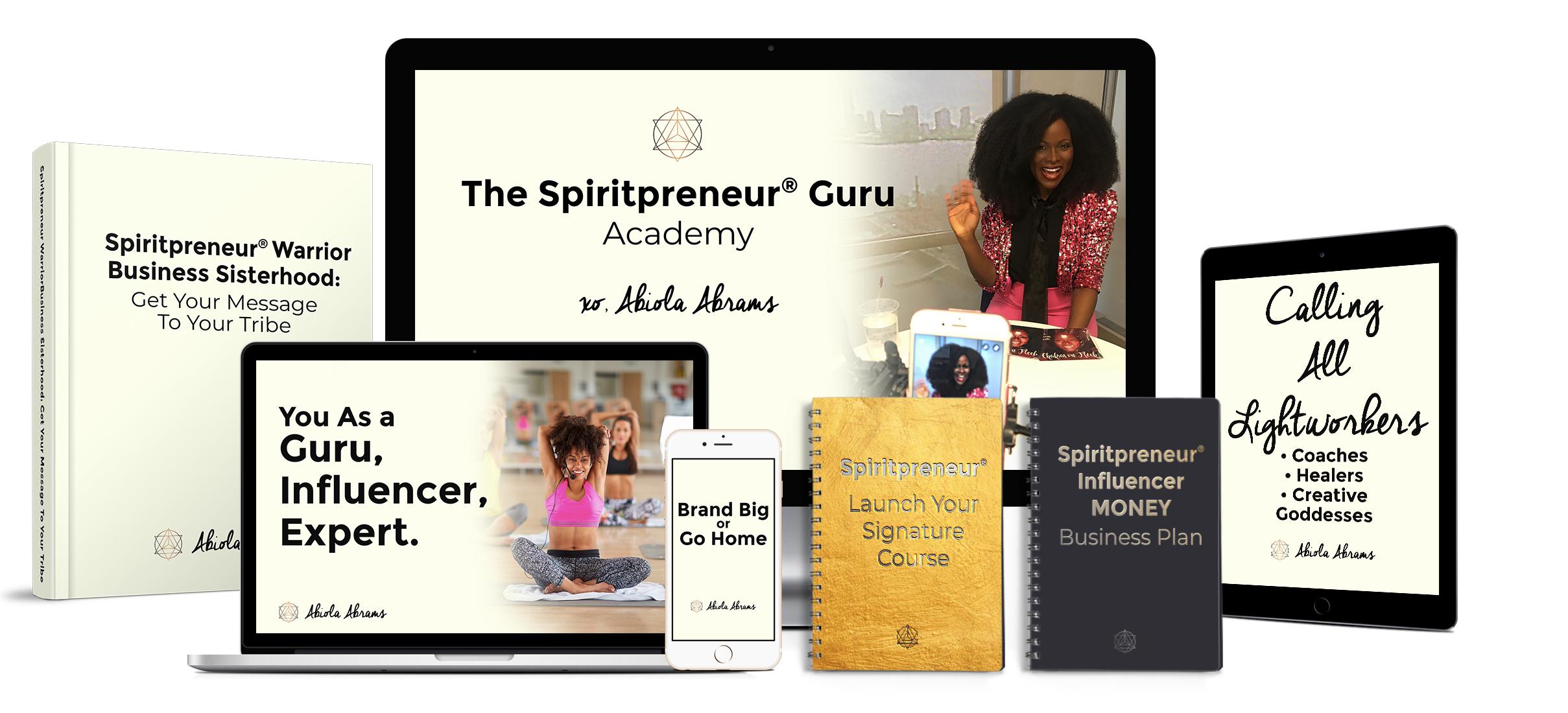 What is The Spiritpreneur Guru Academy for Coaches, Healers, Creatives [Video]