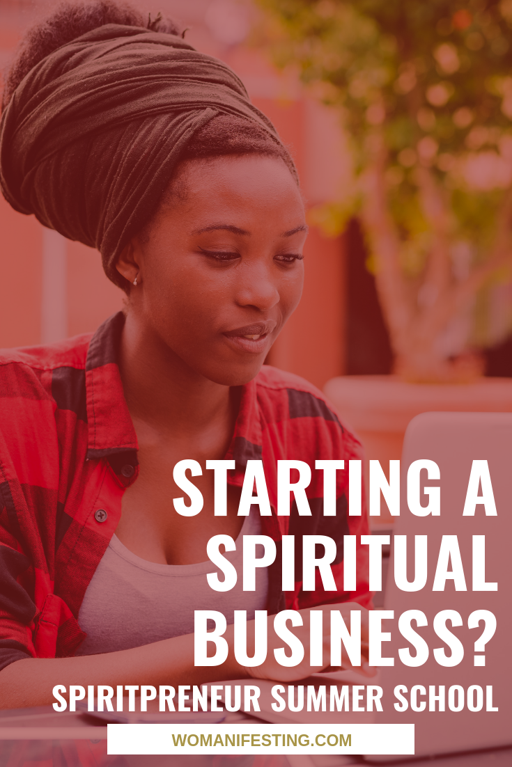 Spiritual Business Coach for Women