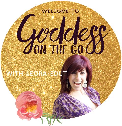 Leora Edut of Goddess on the Go