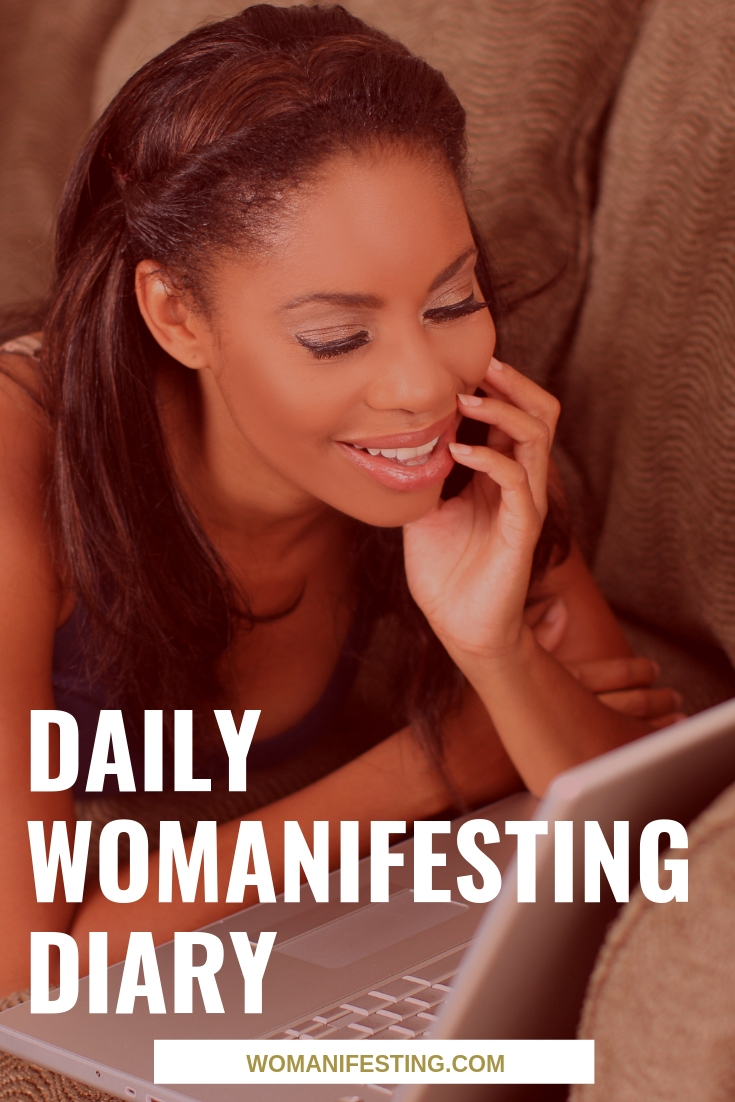 Daily Womanifesting Diary