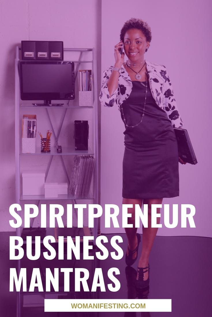 Spiritpreneur Business Mantras