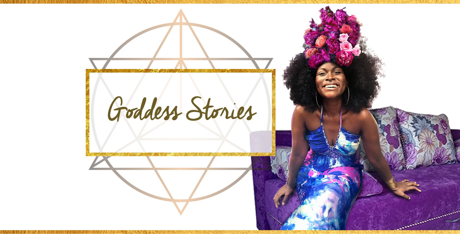 Goddess Stories Abiola Abrams