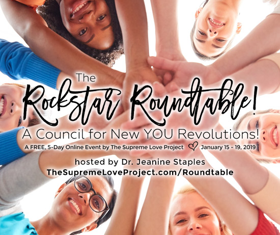 The Rockstar Roundtable New Year's Resolutions vs New YOU Revolutions