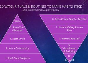 10 Ways to Change Habits Permanently - Change Bad Habits