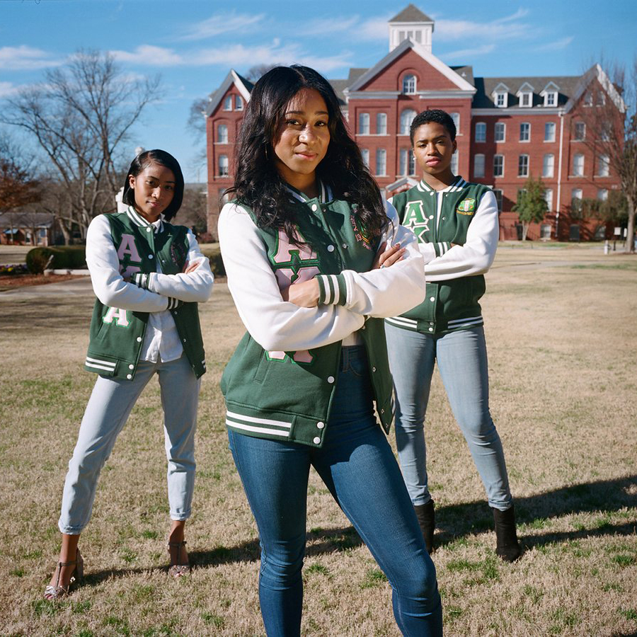 Alpha Kappa Alpha Sorority purchased Martin Luther King, Jr.'s birth home and donated it to the Martin Luther King, Jr. Center for Nonviolent Social Change. Coretta Scott King, a member of AKA, was president of the center.