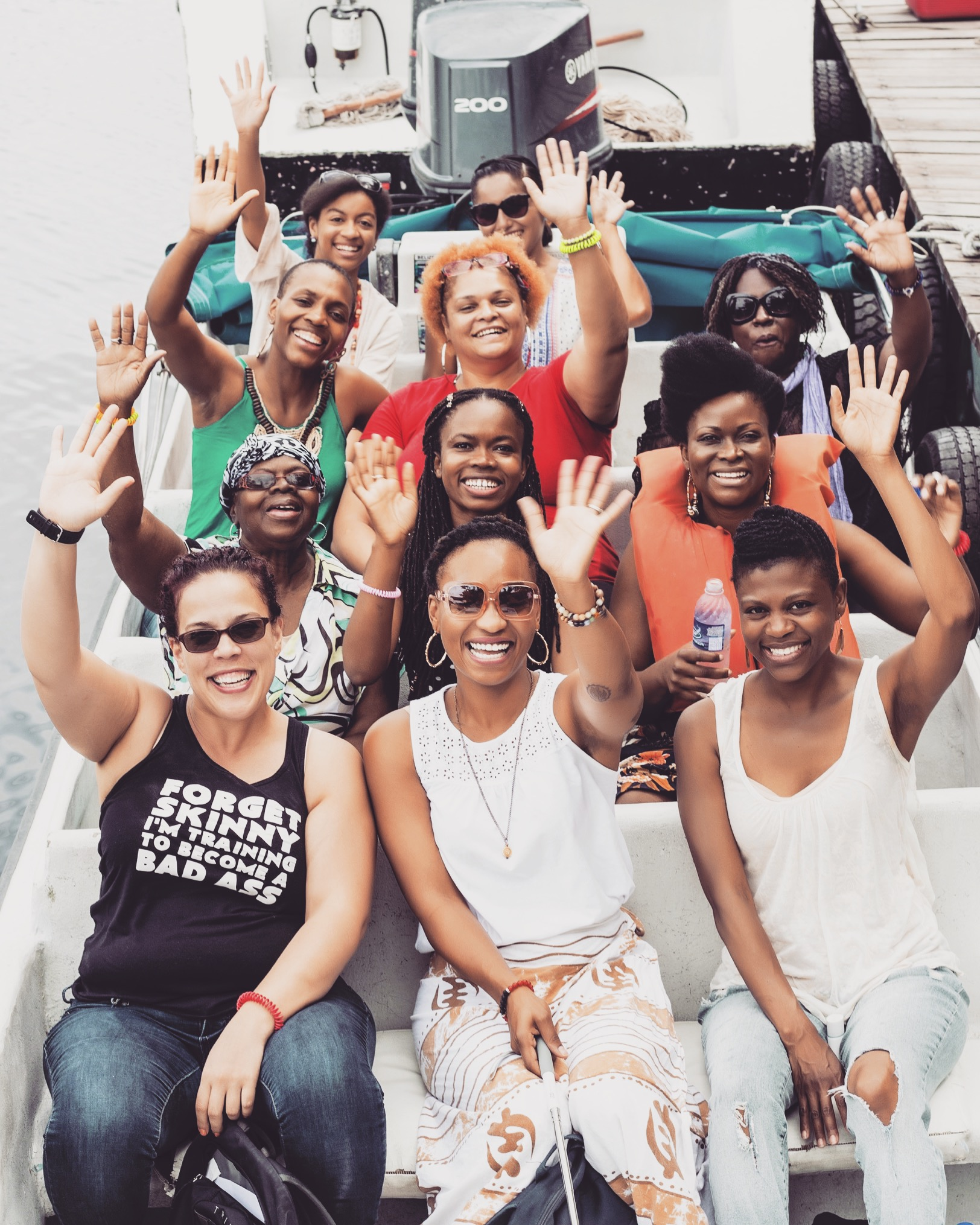 Law of Attraction Goddess Retreat Belize