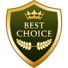 Best Choice Retreat Badge