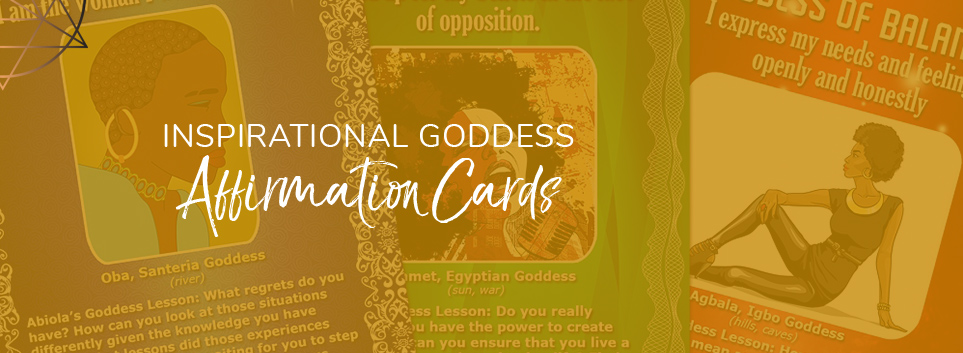 Womanifesting Cards