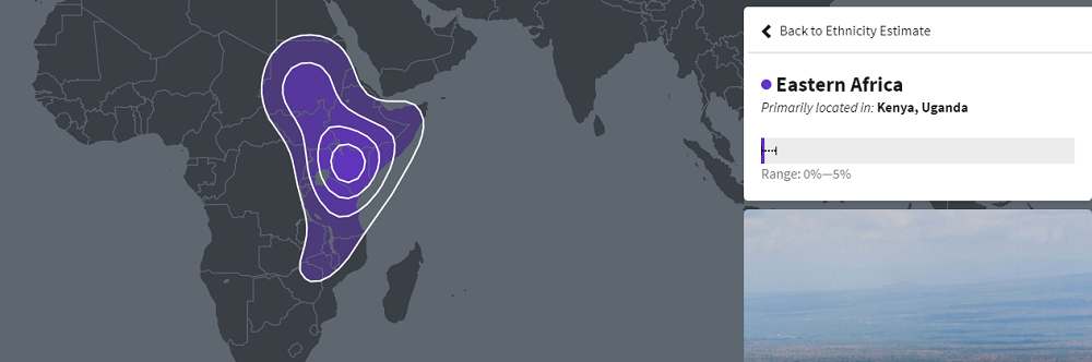 My Ancestry DNA Results Revealed