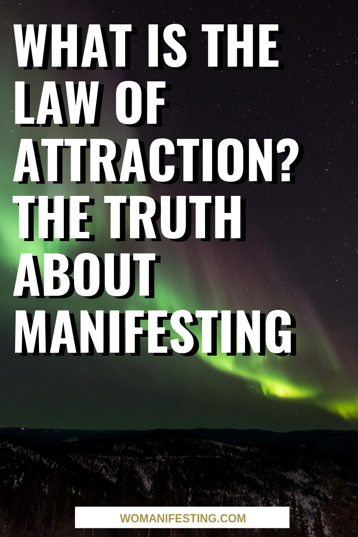What is the Law of Attraction? The Truth About Manifesting