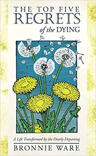 Regrets of the dying book - worrying