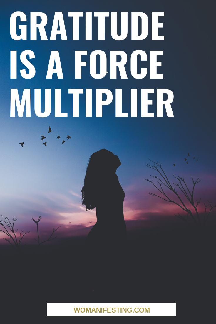 Gratitude is a Force Multiplier
