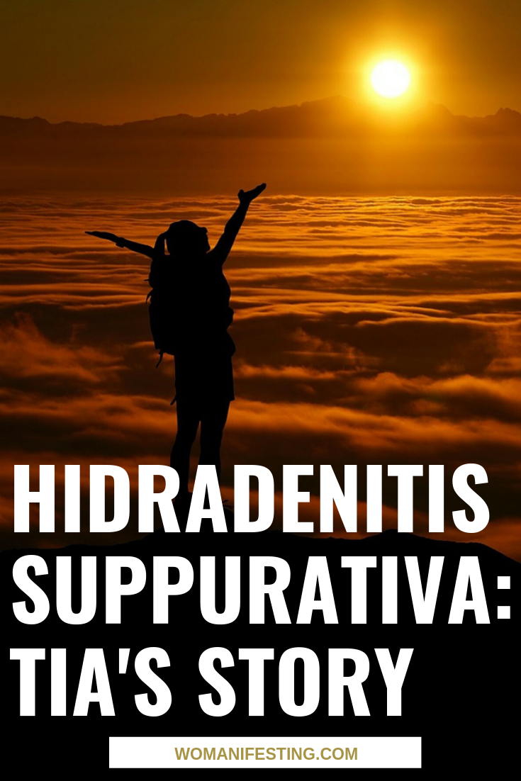 The Hidradenitis Suppurativa Warrior: Tia Ivy's Story