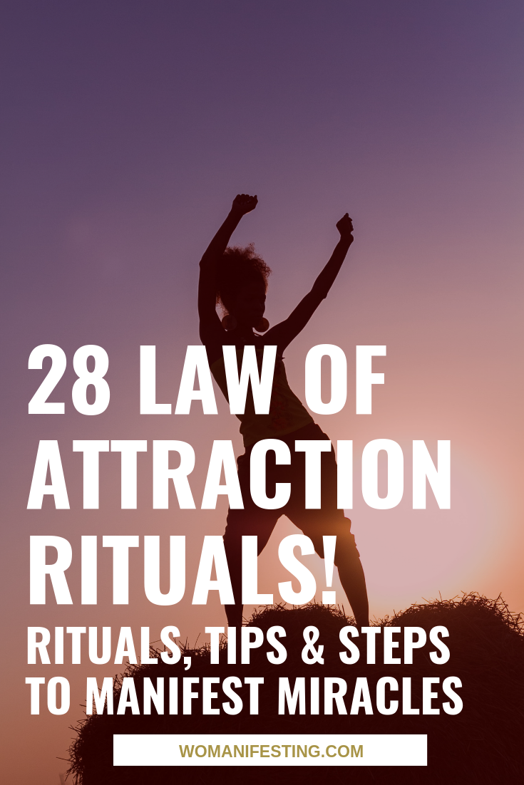 28 Law of Attraction Challenge (2)
