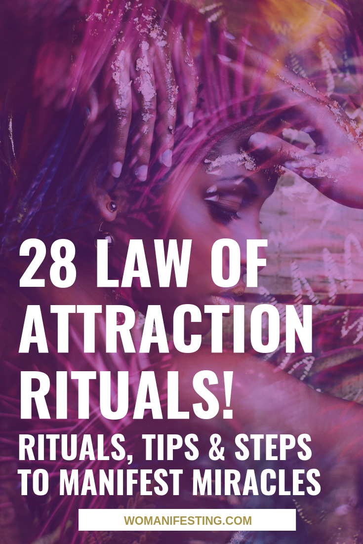 Law of Attraction Rituals