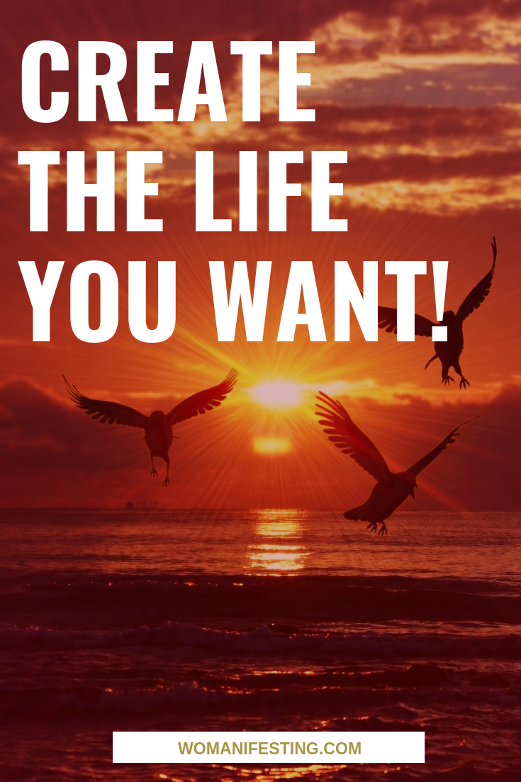 Stop Wishing! How to Create the Life You Want! [Video]