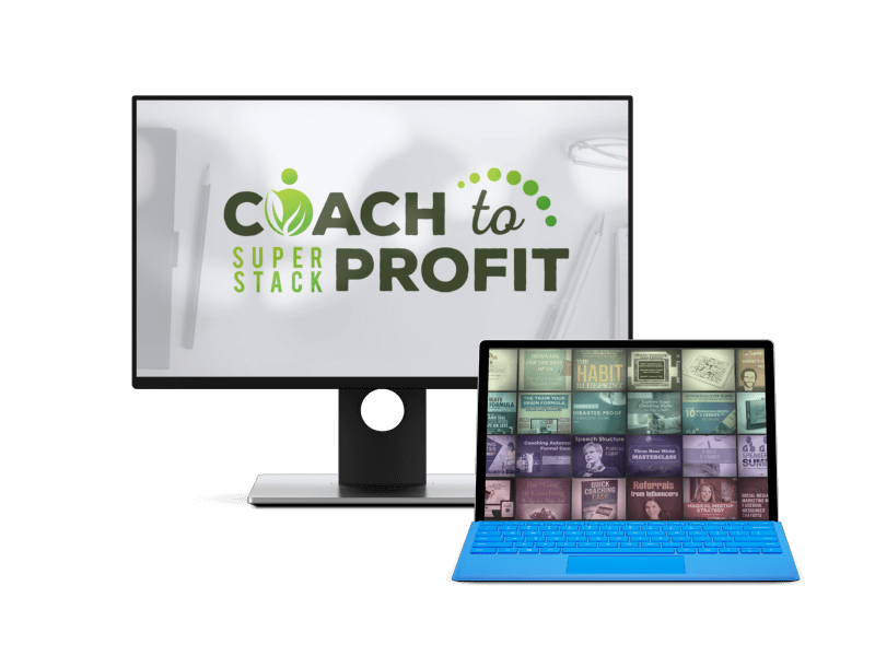 Coach to Profit - tools for coaches, healers and empowerment teachers