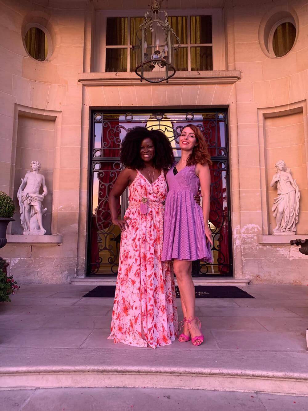 Goddess Pray Love Paris Retreat with Abiola Abrams - Goddess Retreat