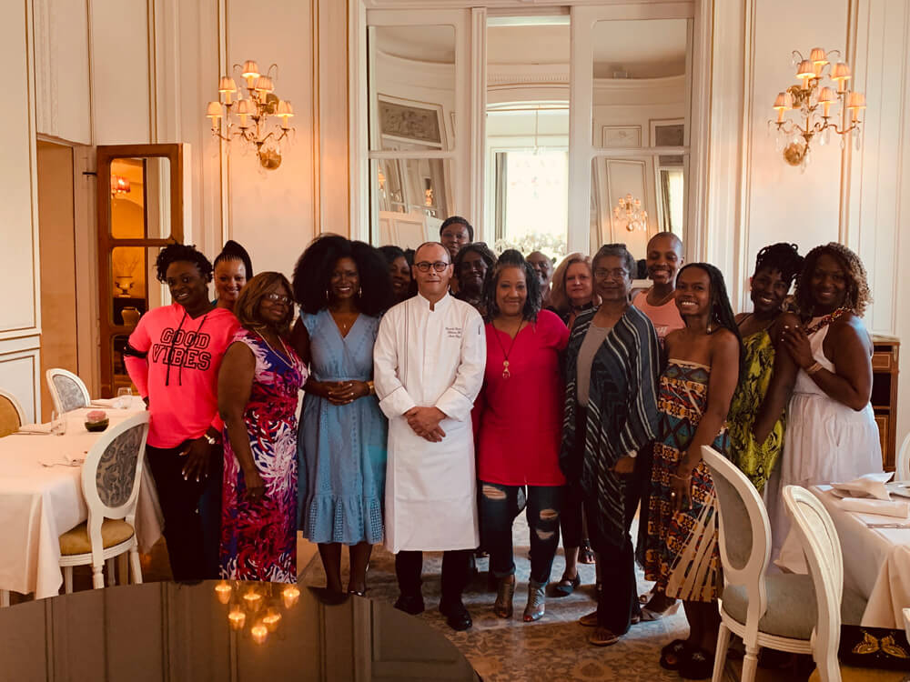 Goddess Pray Love Paris Retreat with Abiola Abrams - Goddess Retreat