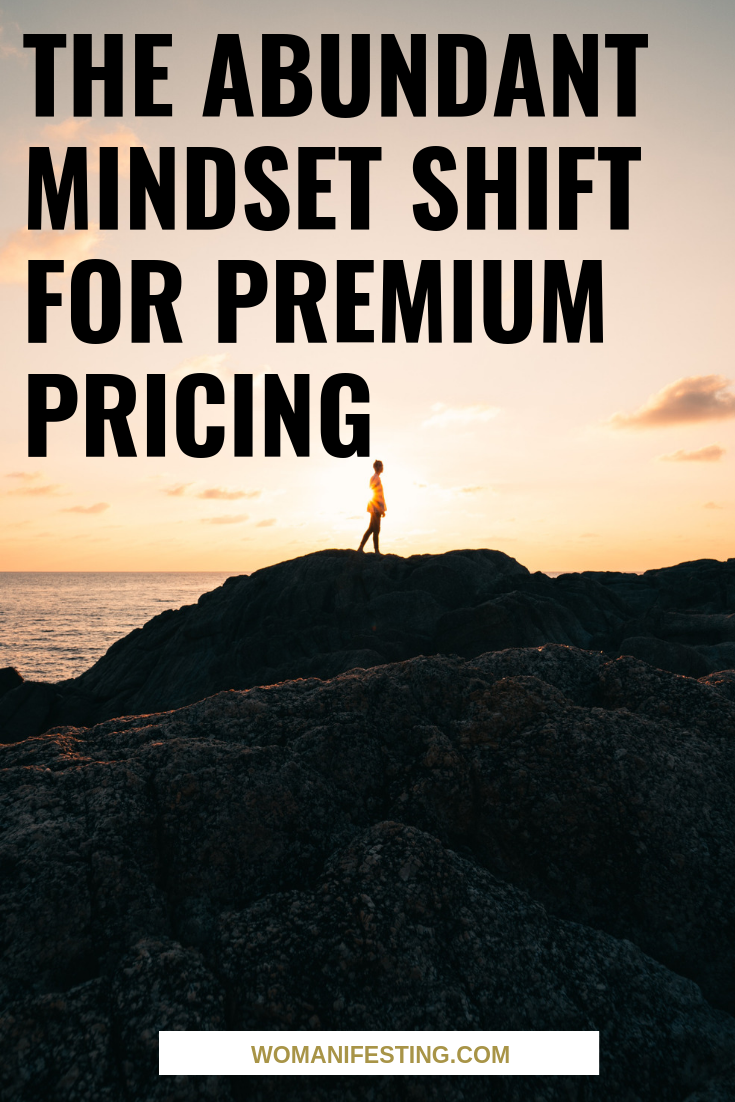 High Ticket Coaching: The Abundant Mindset Shift for Premium Pricing