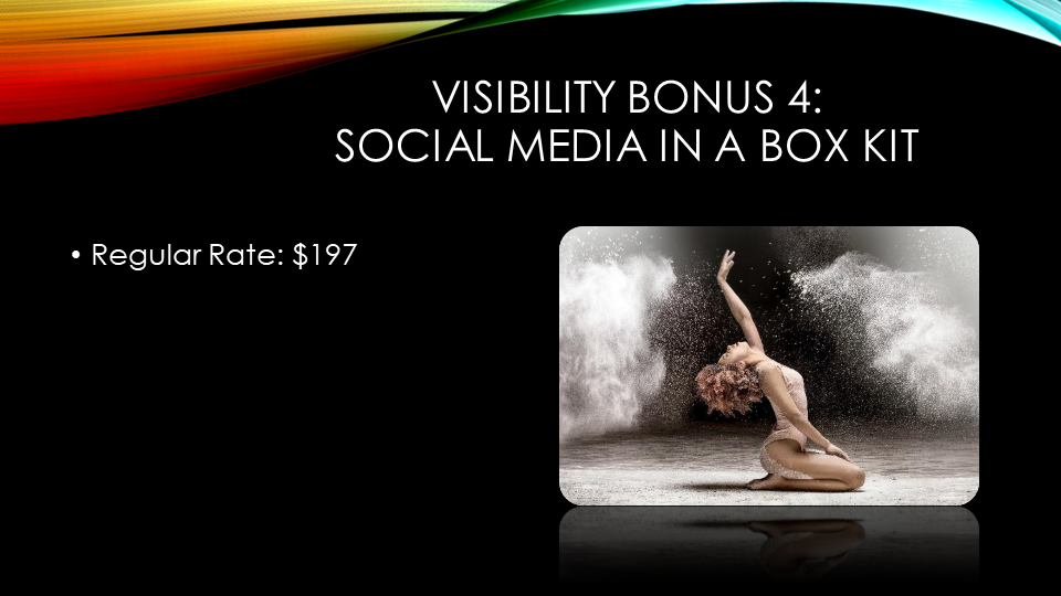 Spiritpreneur Visibility Bonus 4