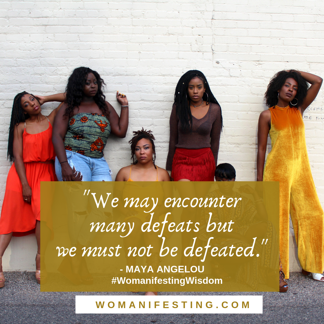 We may encounter many defeats but we may not be defeated Spiritpreneur Visionary Board Challenge Quotes (9)
