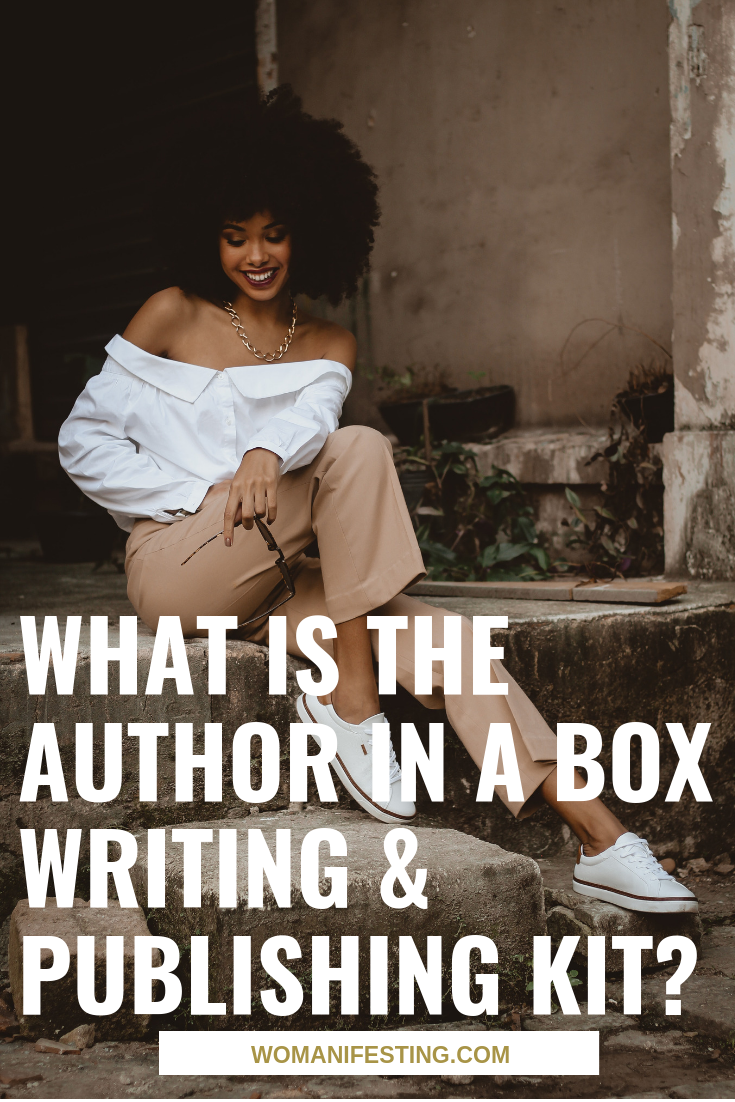 What is the Author in a Box Writing & Publishing Kit?