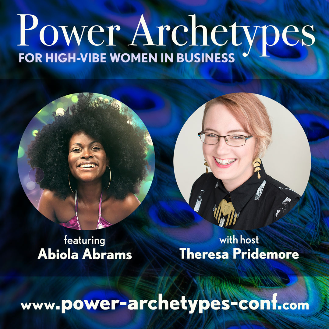 Are YOU a Sacred Rebel? Power Archetypes and Your Business