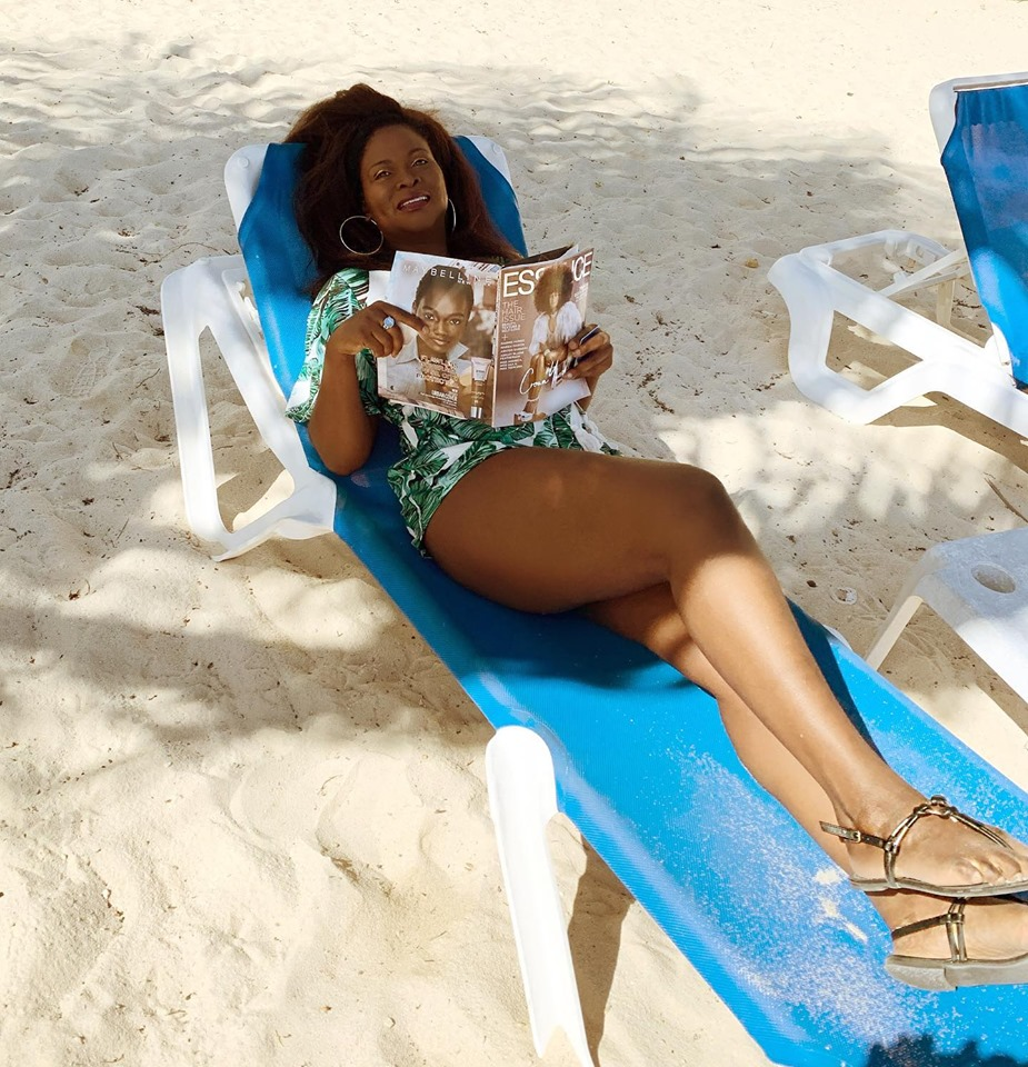 Abiola Abrams Cayman Islands Manifest Love