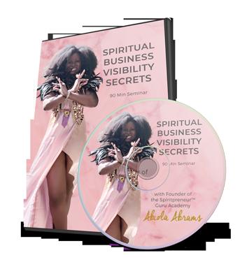 Spiritual Business Masterclass - Free