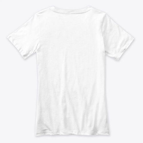 Official Spiritpreneur® Shirt (White) - back