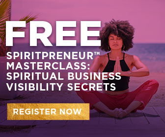 Free Spiritual Business Visibility Secrets Masterclass for coaches and healers