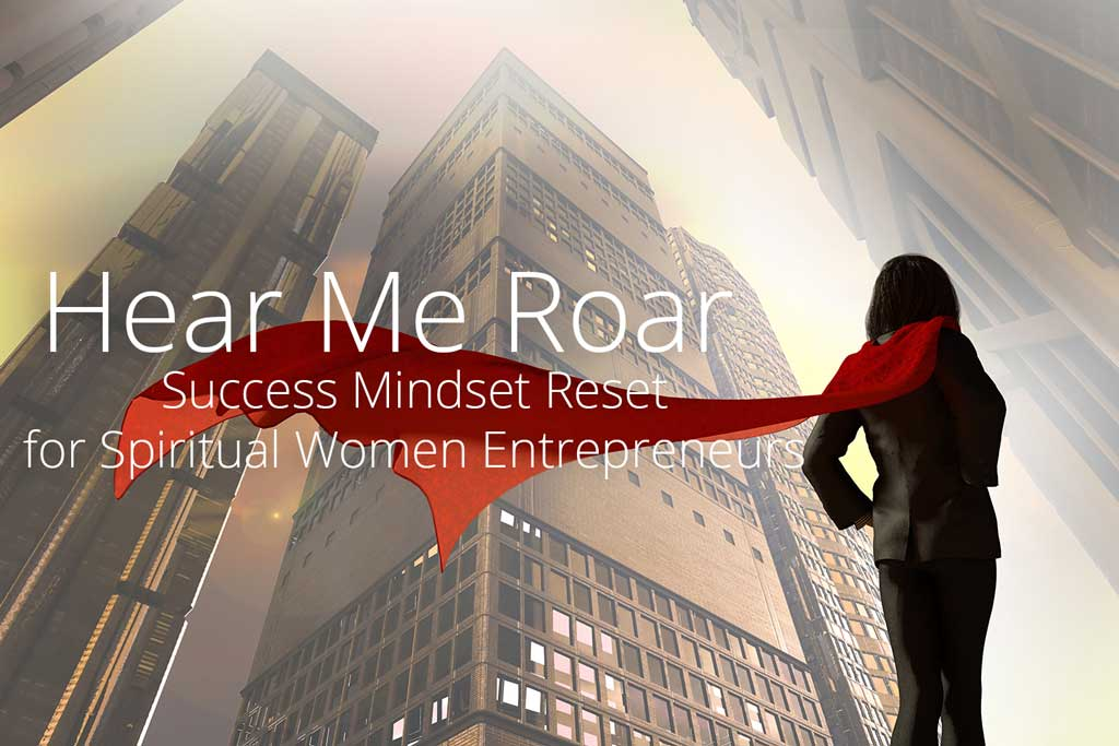 Success Mindset Course - Hear Me Roar